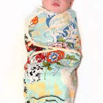 Baby Bonkie: Sleeping between a swaddle and a sack