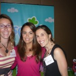 Meeting Nina from the Good Night Show on PBS Sprout
