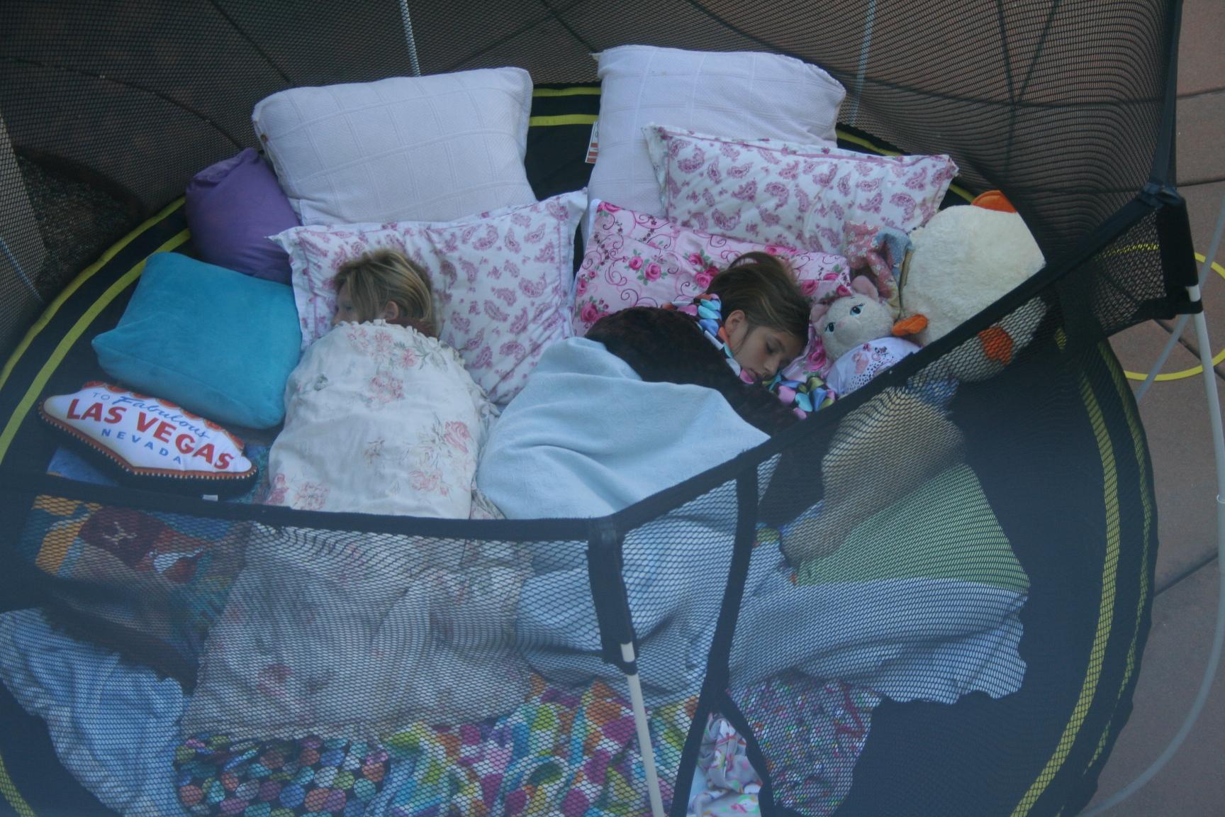 Springfree Trampolines Make Backyard Bouncing Safe