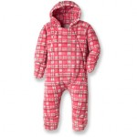 White Sierra Baby Bunting: Keep baby toasty this winter 36% off! with free shipping today only