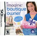 Tweens can virtually live their dreams with Ubisoft's Imagine Series for the DS