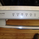 Frigidaire Fridays:  The quiet hum of my dishwasher