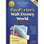Helpful guide books for Disney World