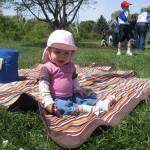 Central Park Outdoor Blanket & Cooler Bag from Skip Hop