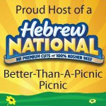 Hebrew National Better-Than-A-Picnic Picnic this Sat in NYC:  Open to the Public