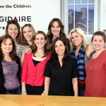 One more and then I promise I'm done:  Jennifer Garner with the Mom Bloggers