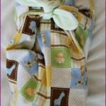 Newborn Neccessities: Wrap her up!