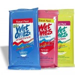 Giveaway:  Win 100 Wet Ones Travel Packs for your Child's Classroom.  Five Winners!