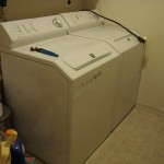 Frigidaire Friday:  My new Washer & Dryer have finally arrived!