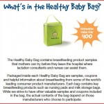Does your local Hospital give new Moms the Breastfeeding Support Bag?