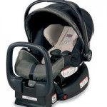 Britax Chaperone Infant Car Seat Recall