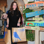 Brooke Shields Shops american eagle's 77Kids, plus 15%-30% off Coupon Codes