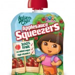 Nickelodeon Fruit Squeezers by Nature's Child