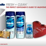 Valentine's Day Giveaway For the Guys: $100 Amex Card, Gillette Goodies #giveaway #wingiveaways
