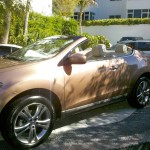 Nissan Murano Cross Cabriolet Media Preview