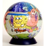 SpongeBob 3-D PuzzleBall:  For the Kids or For Daddy?