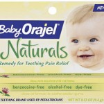 Baby Orajel Naturals Teething Gel: When Your Little One Can't Handle the Tooth