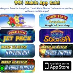 99cent iPhone & iPad App Sale: JumpStart Educational Apps For Kids