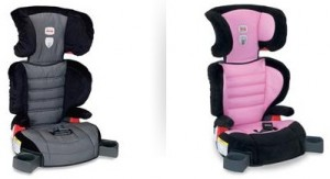 Safest Booster Seat - Britax Parkway | Mommies With Style