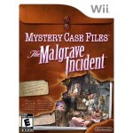 Mystery Case Files – Malgrave Incident:  Fun new Wii Game for All Ages