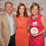 Bright Starts Launches New Products and Honors 2011 Pink Power Mom, Mary Ann Wasil Nilan