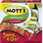 Back to School with Mott's Snack to Go: Great for Lunchboxes! #StyleSchool