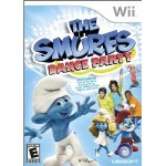 Dancing to the Totally Smurftastic new Wii Game: Smurf's Dance Party {Video} #UbiChamps