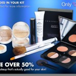 Save 50% on Sheer Cover Mineral Make-Up Kit, Plus Free Shipping