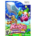 New to Wii:  Kirby's Return to Dream Land