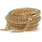 Fashion Friday: Gold Jewelry