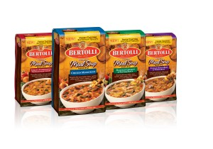 bertolli soups 300x210 CLOSED! Cast Iron Soup Pot, Ladle and Coupons from Bertolli   Win Giveaways