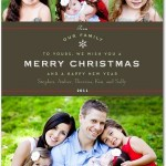 Holiday Cards with Tiny Prints – 20% off & Free Shipping Ends Today