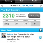 12 Days of iPad Apps, Day Seven:  My Fitness Pal