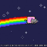 12 Days of iPad Apps, Day Four:  Nyan Cat, Lost in Space