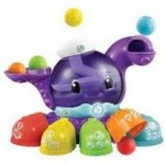 Hot Holiday Toys: LeapFrog Peek-a-Shoe Talking Octopus (Winner Announced)