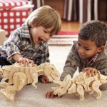 Hot Holiday Toy for Boys: Remote Control Dinosaur from Pottery Barn Kids