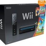 Amazing Deal! Nintendo Wii & Super Mario Bros Game Bundle – $120