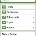 12 Days of iPad Apps, Day 10: TripAdvisor
