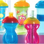 Be Spill Free with Munchkin's New Click Lock Cups
