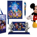 Giveaway: 25th Anniversary of the Disney Store