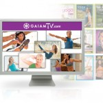Can't Get to the Gym?  Your Solution – Streaming Workouts with @GaiamTV