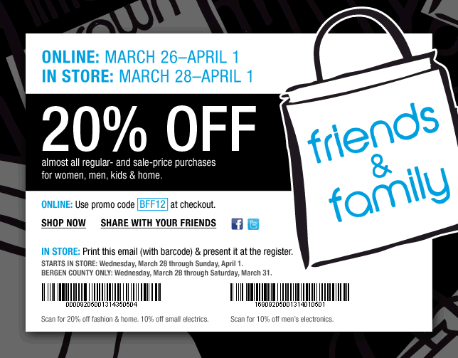 photograph regarding Bloomingdales Printable Coupons known as Bloomingdales coupon code 20 - Corso unique consumer coupon