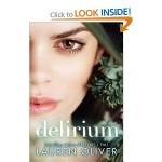 Book Recommendation for #HungerGames Fans, Lauren Oliver's Delirium Series