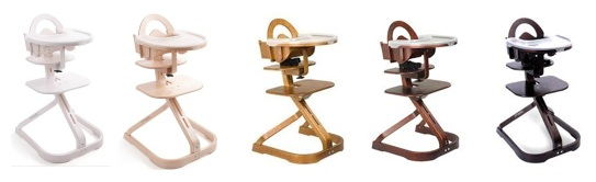 Lightweight yet durable and sturdy many wooden high chairs weigh in at 25 to over 30lbs but the Signet Complete weighs in at just 20 lbs. and the yet the ...  sc 1 st  Mommies With Style & New Signet Highchair from Svan | Mommies With Style