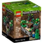 Minecraft Addicts:  Legos, a Pickaxe & More!