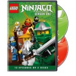 Lego Ninjago – All of Season One now on DVD