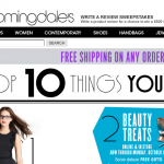 Bloomingdale's Friends & Family 20% Off Coupon