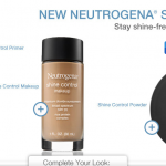 #BestofBeauty: Neutrogena's Shine Control #Giveaway & Review