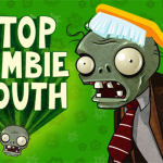 This Halloween: Avoid Sugar & #StopZombieMouth @PopCap @ADAMouthHealthy