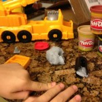Toy Review: Play-Doh Diggin' Rigs Buster the Crane from @HasbroNews #MomMixer